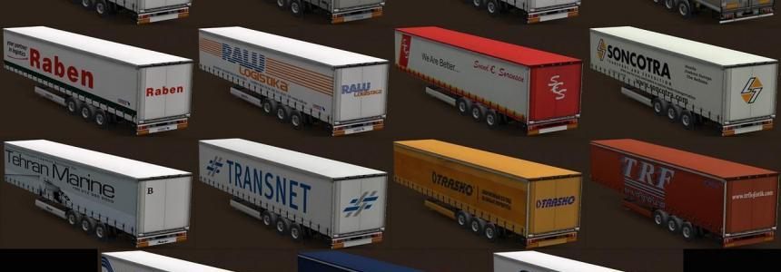 European company trailers v1.0