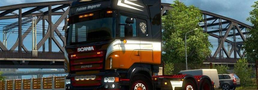 Fabien Ungerer Skin for Scania RJL [1.30.x]
