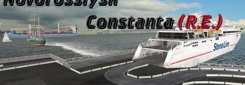 Ferry S.Region - Romania v1.0