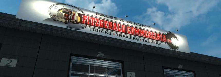 Fitzgerald Commercials ltd. Garage
