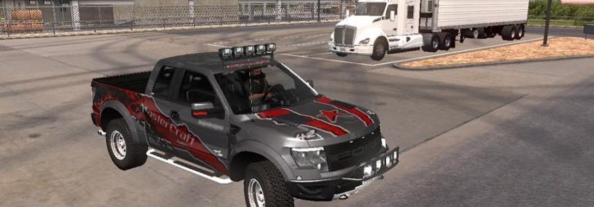 Ford F-150 SVT Raptor [ATS] v2.3