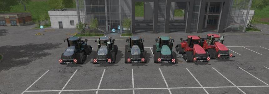 Case IH Tractor Quad Trac Pack v1.0