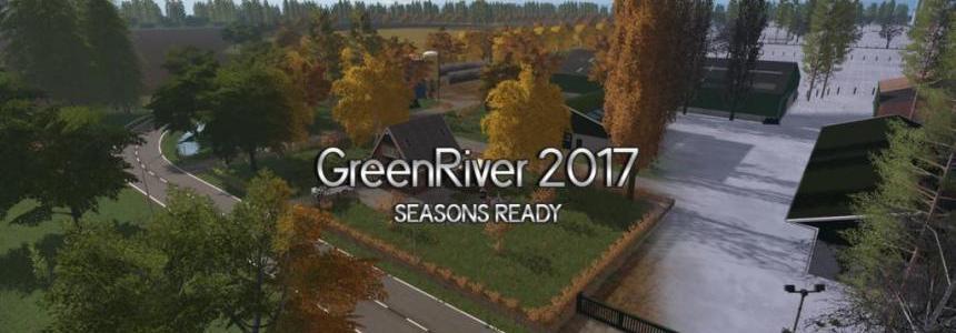 GreenRiver 2017 Map v1.0.2.1