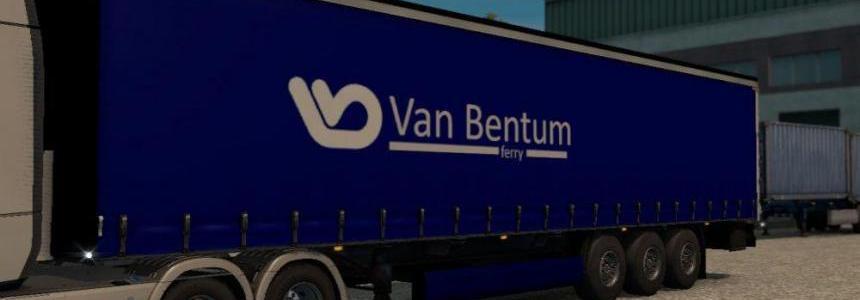 H.J. Van Bentum Trailer 1.30