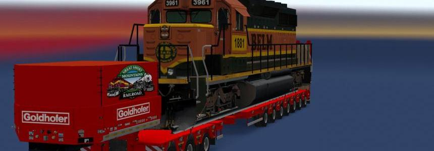 Heavy Train Trailer Pack v1.01