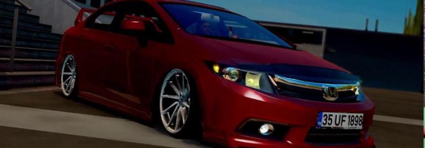 Honda Civic FB7 v1.0