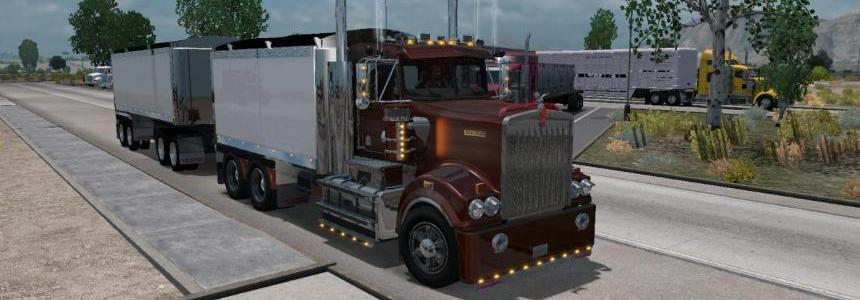Kenworth T908 Tipper + Trailer v6.2