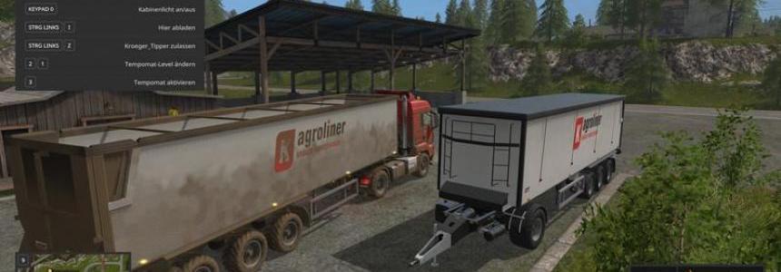 Kroger Agroliner SRB35 v1.0.0.2 Dynamic Hose