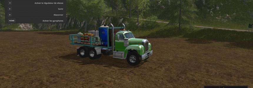 Mack B61 V8 service v4.0