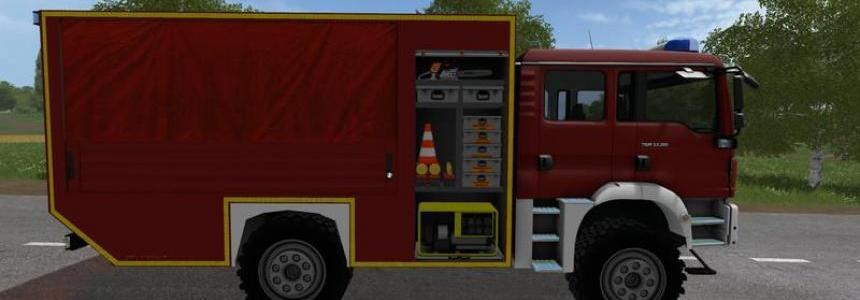 MAN TGM equipment cart logistics 2 v1.0