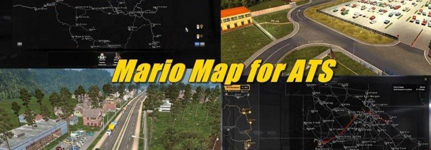 Mario Map for ATS 1.31.x