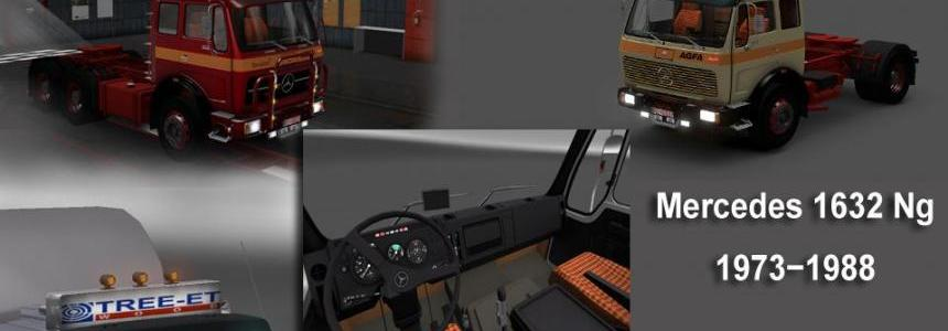 Mercedes 1632 NG - Edit by Ekualizer [upd: 24.03.18] 1.30.x