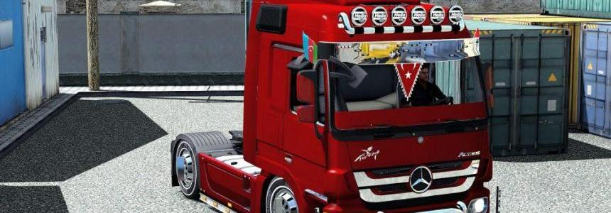 Mercedes Actros Edit v1.0