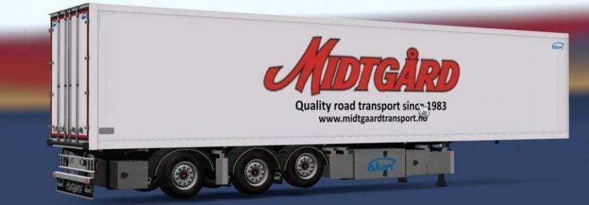 Midtgard Transport Ekeri Trailer v1.0