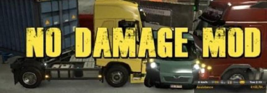 No Damage Mod 1.31.x