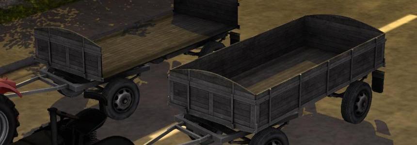 Old Lizard graintrailer v1.0.0.0