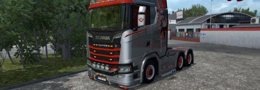 Open Pipe for all Trucks v9.0