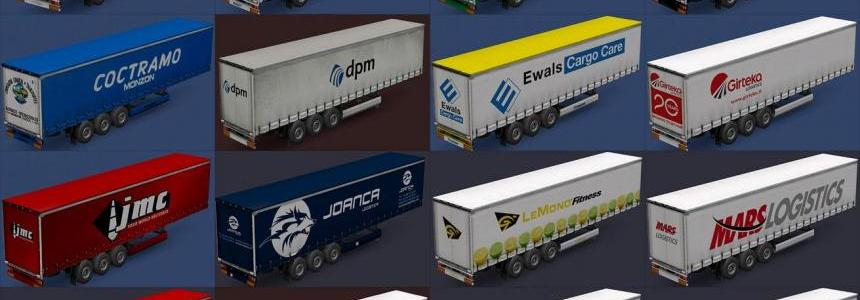 Pack of 30 profiliner trailers v1.0
