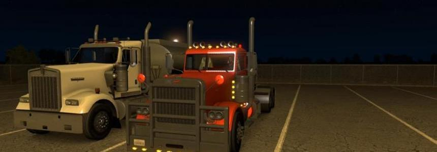 REAL TRUCK SOUNDS MOD for ATS v1.0