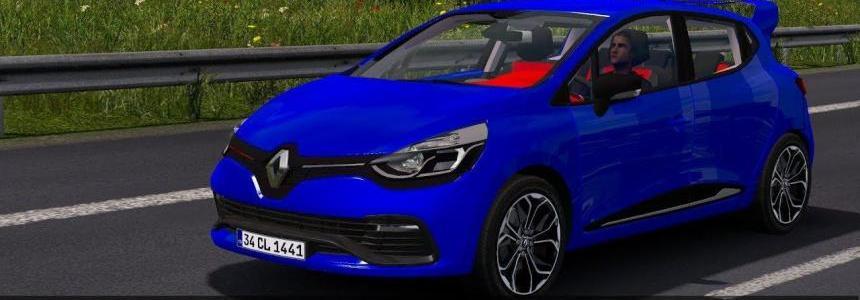 Renault Clio 4 v5.0