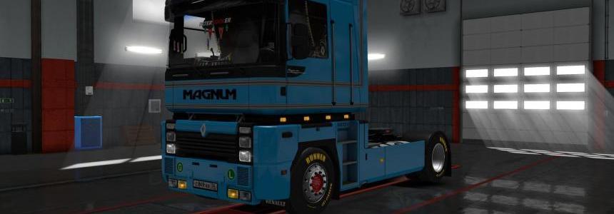Renault Integral 390 v3.0
