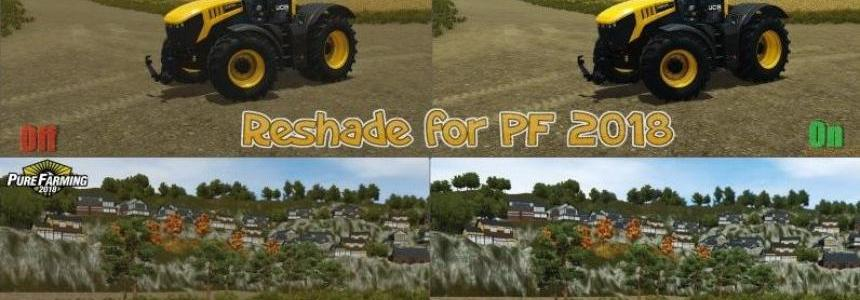 Reshade and SweetFX v1.0