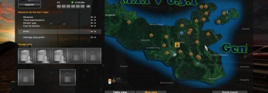Save Game M.I.I Map v1.0