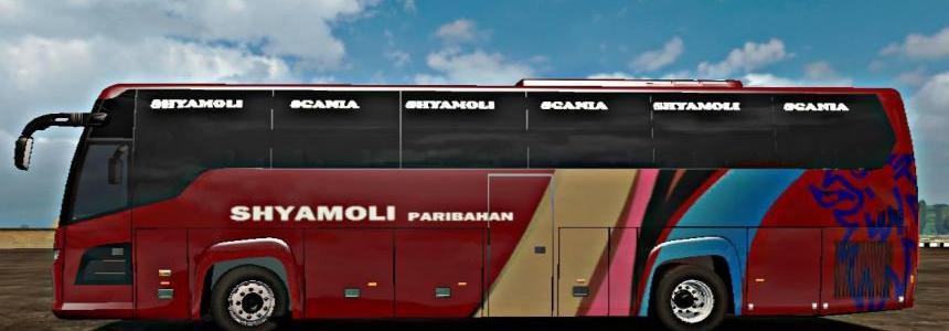 Scania K360 1.27 1.28 1.30 tested