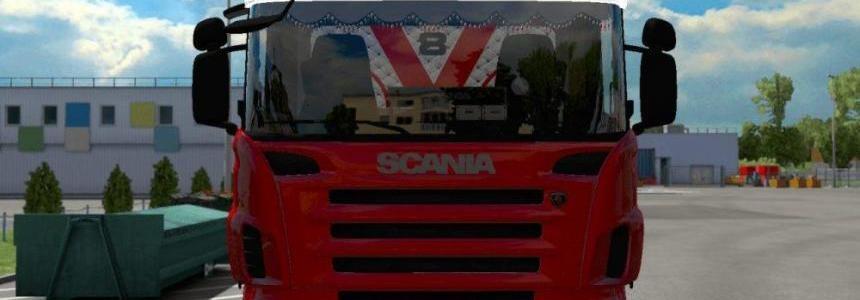 Scania R500 V8 Yunus Safak v1.0