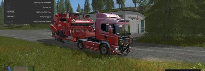 Scania R730 Dynamic Hose v1.0.0.2