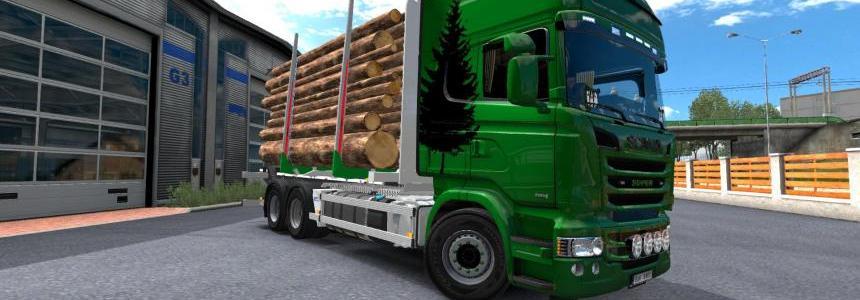 Scania timber + skin 1.30.2.9