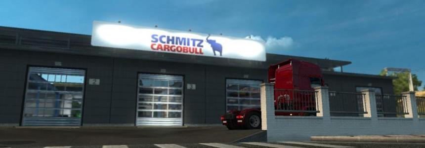 Schmitz Cargobull Garage Board v1.0