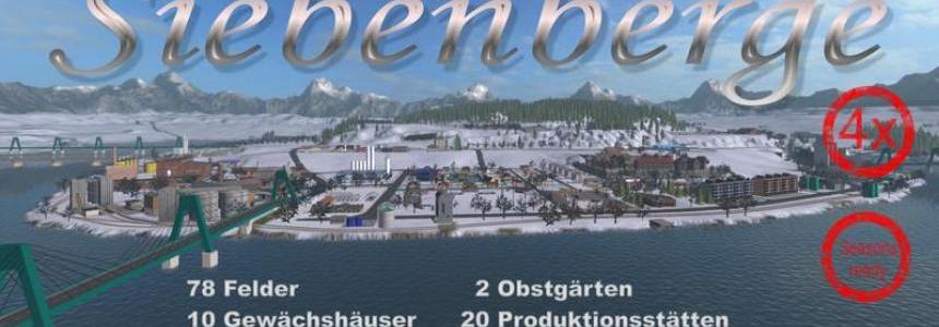 Siebenberge Map v1.0