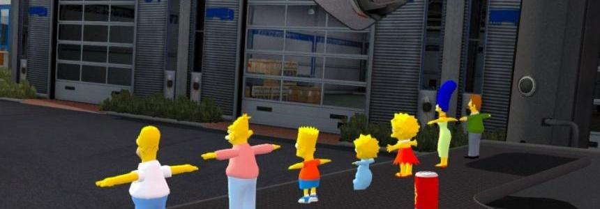 Simpsons Interior Addons v1.1