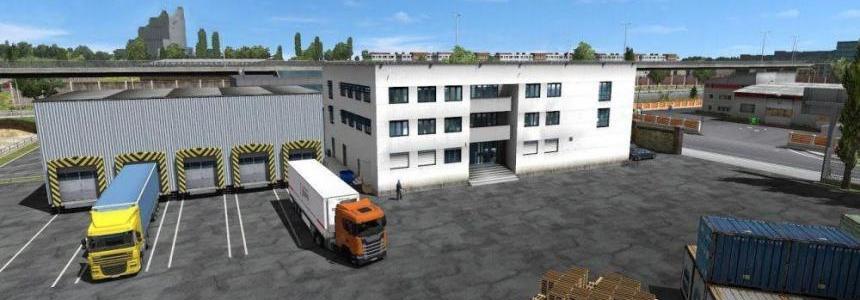 Swiss Warehouse v1.0