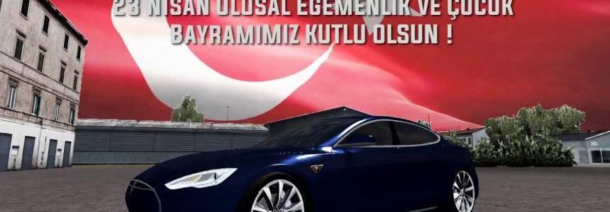 Tesla Model S v1.0
