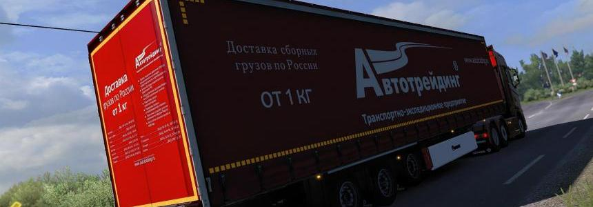 Trailer Krone Autotrading 1.30