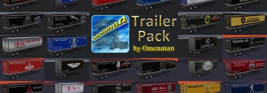 Trailer Pack Cars v1.02.00
