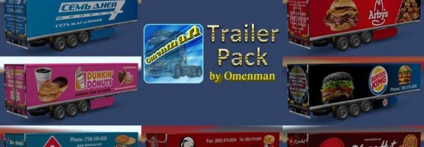 Trailer Pack Foods v1.02.00