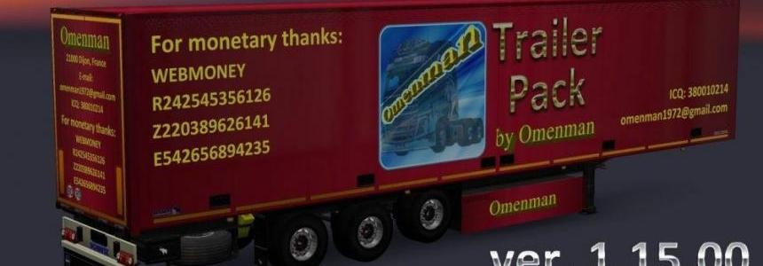 Trailer Package by Omenman v1.15.00 [1.30.x]