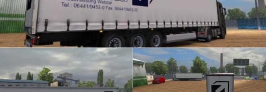 Transa Spedition Trailer v1.0