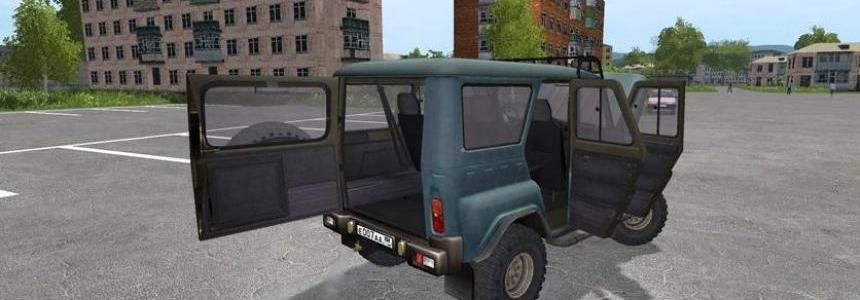 UAZ Hunter v1.0 by Andreimile