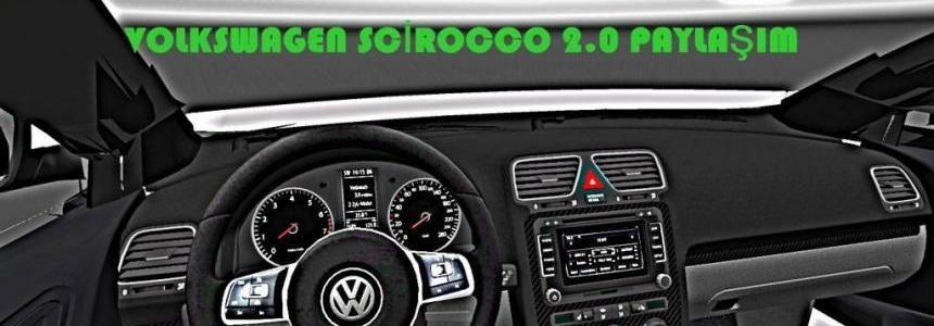 Volkswagen Scirocco v2.1 Araba Modu