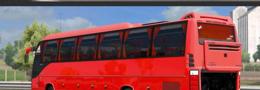 Volvo B12B TX + Passenger Mods v1.0
