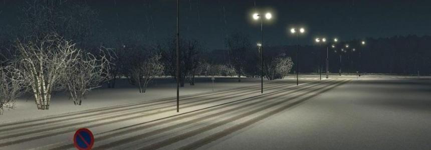 WINTER & SNOW MOD 2018 v1.0