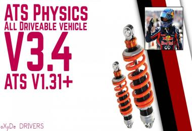 Truck Physics v3.4.0