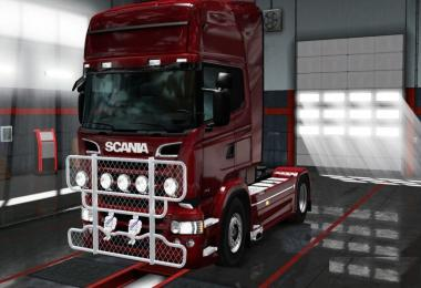 [1.30] Wrecker Bullbar for Scania RJL v1.0