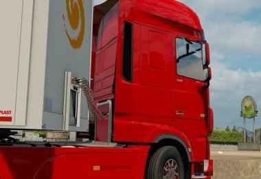 [1.31] Kelsa Lightbars for DAF XF 105 & 106 v1.6