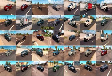 AI Traffic Pack by Jazzycat v4.1