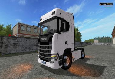 Scania V8 S580 Streamline v1.0